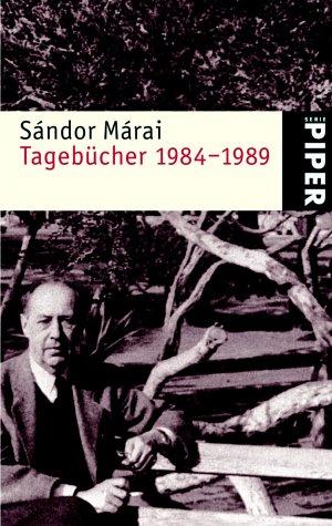 Tagebücher 1984–1989