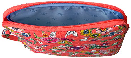 Laptop Organizer - Signature Messenger Bag Bag, Coral Floral, One Size by Vera Bradley (Image #3)