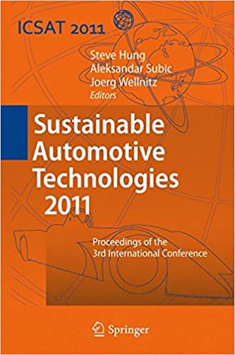 Sustainable Automotive Technologies 2011: Proceedings of the 3rd International Conference