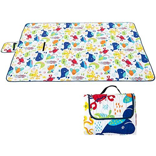Portable Outdoor Picnic Blanket 77