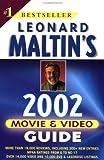 Leonard Maltin's Movie and Video Guide 2002, Leonard Maltin, 0452282837