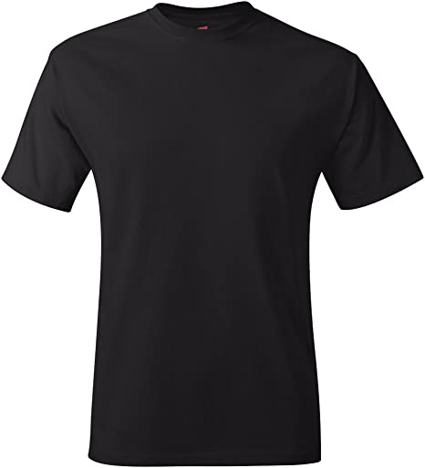 Hanes Men/'s 6.1 oz Tagless Pocket T-Shirt H5590 100/% ComfortSoft Cotton S-3XL
