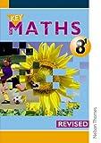 Key Maths 8/1, David Baker and Paul Hogan, 0748759840