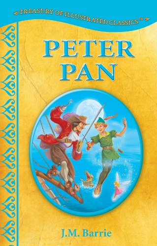 Peter Pan-Treasury of Illustrated Classics Storybook (Collection Peter Pan)