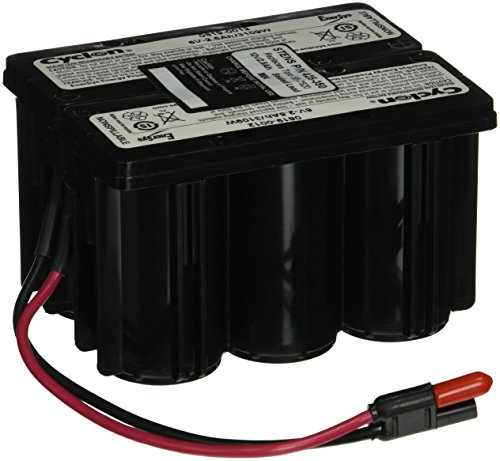 Toro Electric Mower (Stens 425-350 12-Volt Walk Behind Lawn Mower Battery Replaces Toro 55-7520)