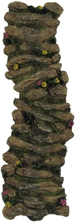 TG,LLC Treasure Gurus Miniature Flower Stone Path Fairy Garden Accessory Dollhouse Ornament