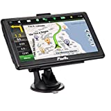 Car GPS Navigation,800x480, 7-Inch Vehicle GPS Navigator 8GB and 256DDR Navigation system Included Overall America Maps with 2 Car Charger.
