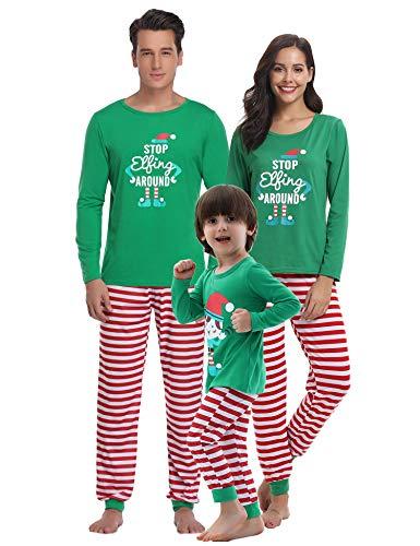Pap Aibrou Conjunto Navidad Para Pijamas De qO6wrUOX
