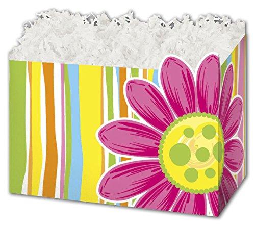 (Citrus Garden Gift Basket Boxes, 6 3/4 x 4 x 5