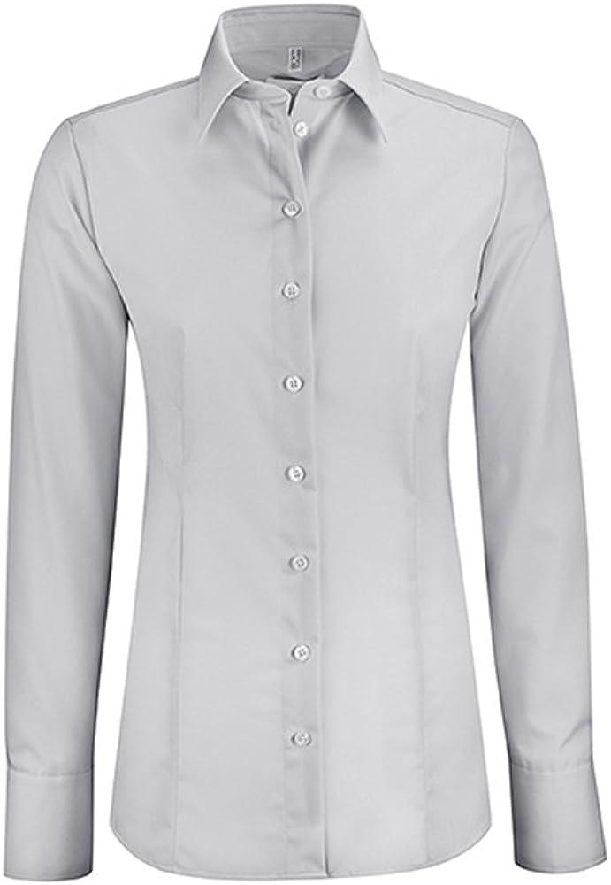 Greiff blusa de mujer PREMIUM Corte Regular, 6670, Más Colores - gris plata, 38: Amazon.es: Ropa y accesorios