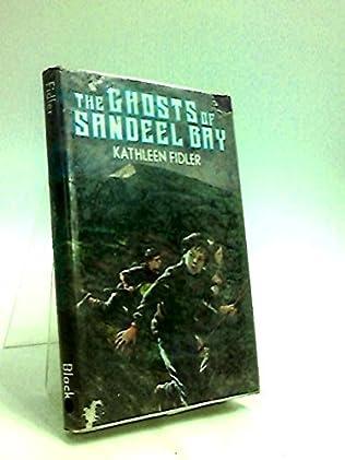 book cover of Ghosts of Sandeel Bay