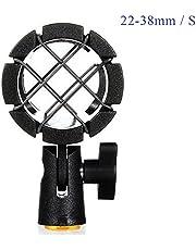 Micrófono Universal Tencro con Montaje de Choque, 22-38mm / S