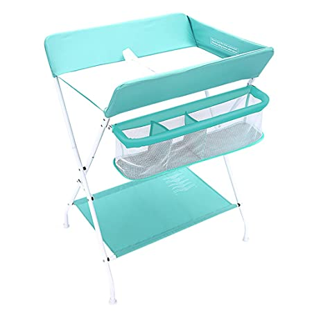LIU UK Baby Changing Table Wickeltisch, Neugeborenen Noten ...