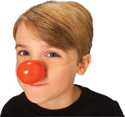 Rubie's Costume Co Plastic Clown Nose Costume ()