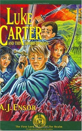 Read Online Luke Carter and the Sword of Kings pdf