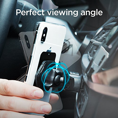best website 7b130 a169d Spigen Kuel QS24 Car Phone Mount Magnetic CD Slot Phone Holder ...