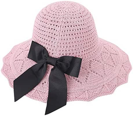 Pengy Women's Hat Casual Strawing Kentucky Derby Fascinator Cap Bridal Tea Party Wedding Hat