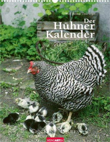 Hühnerkalender 2005. Photokalender