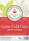 Traditional Medicinals Gypsy Cold Care Herbal Tea – 16 Tea Bags