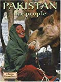 Front cover for the book Pakistan: The People by Carolyn Black