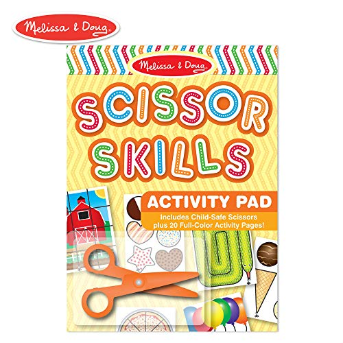 (Melissa & Doug Scissor Skills Activity)