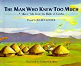 The Man Who Knew Too Much, Julius Lester, 0395605210