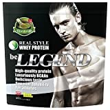 be LEGEND Whey Protein(Green Tea Flavor)【34servings】 Review