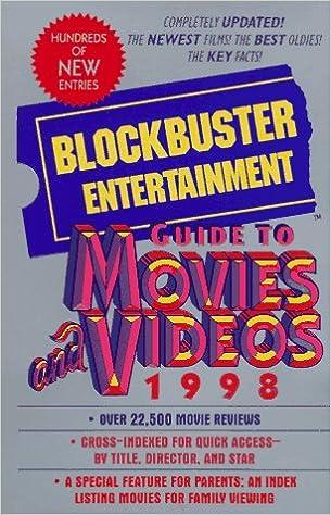 Blockbuster Video 1998 (Serial): Blockbuster Entertainment