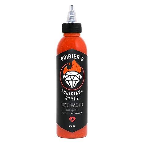 Poirier's Louisiana Style Hot Sauce