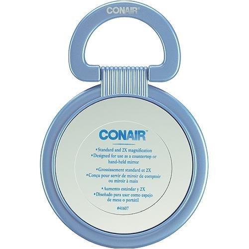 Round Hand Mirror - Conair Round Stand or Handheld Mirror