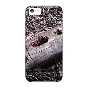 For Iphone 5/5s Busy Woodpecker Pattern PC mobile Forever Collectibles case Runing's case