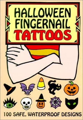 Halloween Fingernail