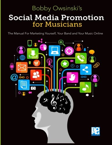 Social Media Promotion Musicians Marketing product image