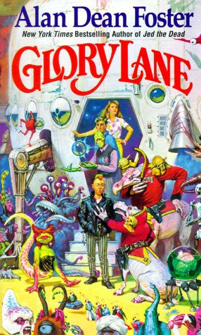 book cover of Glory Lane