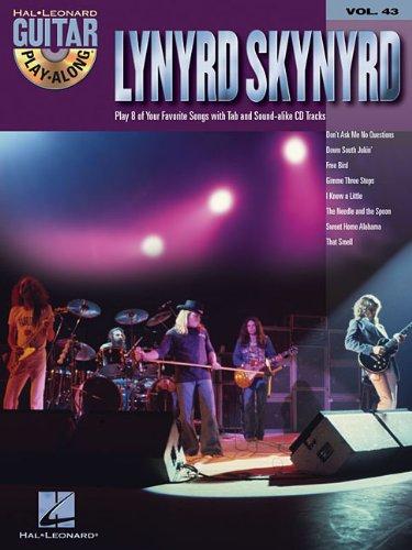 LYNYRD SKYNYRD VOLUME 43 BK/CD (Guitar Play-along)