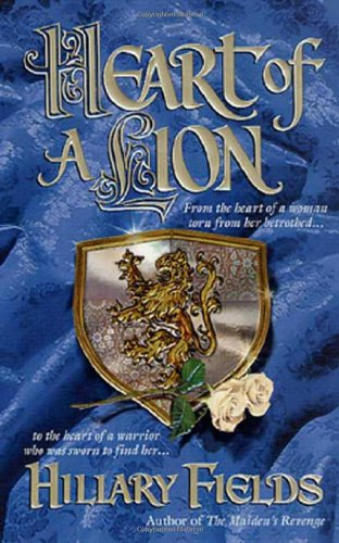 book cover of Heart of a Lion