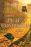 img - for Plain Confession (A Stone Mill Amish Mystery) book / textbook / text book