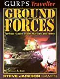 img - for GURPS Traveller Ground Forces book / textbook / text book