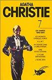 vignette de 'Agatha Christie (Roman) n° 7<br /> Les Années 1940-1944 (Agatha Christie)'
