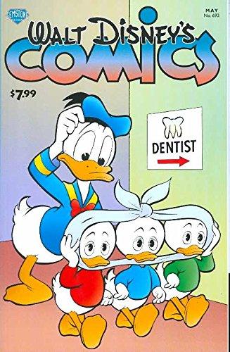 Walt Disney's Comics And Stories #692 (Walt Disney's Comics and Stories (Graphic Novels))