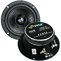 2) PYLE Pro PDMR5 5 400W Car DJ/Home Mid Bass MidRange Speakers Drivers Audio