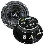 "2) PYLE Pro PDMR5 5"" 400W Car DJ/Home Mid Bass MidRange Speakers Drivers"