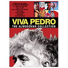 Viva Pedro: The Almodovar Collection (Talk to Her/ Bad Education/ All about My Mother/ Women on the Verge of a Nervous Breakdown/ Live Flesh/ Flower of My Secret / Matador / Law of Desire) (1988)