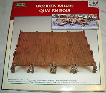 Wooden Wharf – Quai En Bois