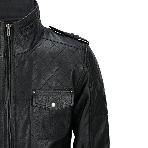 Xposed Herren Jacke schwarz schwarz One size