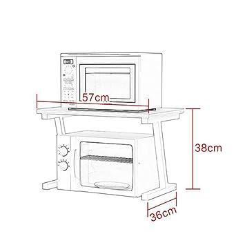 estante de cocina \ Parrilla de horno de microondas Horno de ...