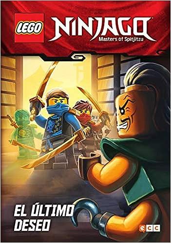 LEGO NINJAGO. El último deseo: Amazon.es: Varios Autores: Libros