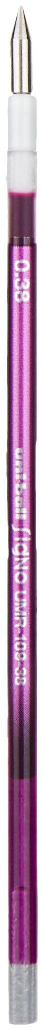Uni Style Fit Gel Ballpoint Pen Refill, 0.38mm, Pink...