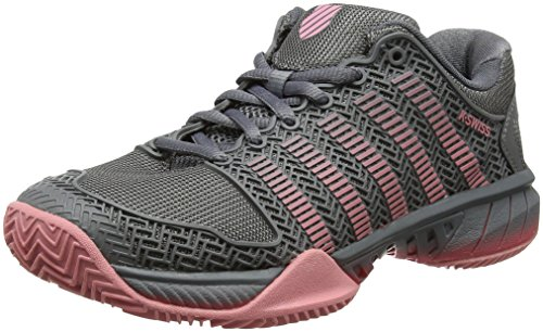 Coral Express K Hb Scarpe Tennis calypso swiss flamingo Grey Multicolore Donna Da Performance Hypercourt Pink steel OwFpq