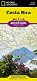 Costa Rica Adventure Travel Map (trails Illustrated)